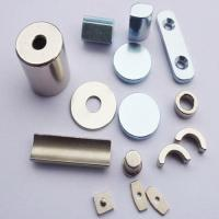 China Cheap Neodymium ring strong permanent magnet for sale