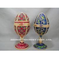 Quality Egg Shaped Jewelry (Music) Box for sale