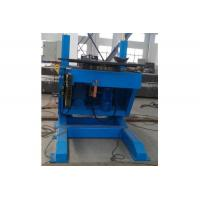 Quality 5 KW Welding Positioner Turntable Two Axis Rotating 0.2-2.0rpm Rotate Speed for sale