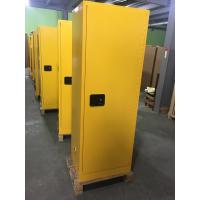 China Fireproof Industrial Safety Cabinets 22 Gallon For Laboratory Flammable Liquid for sale