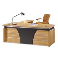 Quality 1.8m Length Contemporary Office Desk Side Return Type Office Furniture for sale
