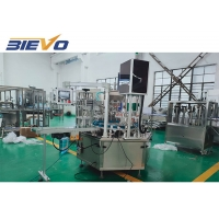 Quality 1L 0.5MPA 2500kg Automatic Liquid Packing Machine for sale