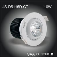 Quality 10W led cob downlight eyeball surface mounted CLL030 citizen chip for sale