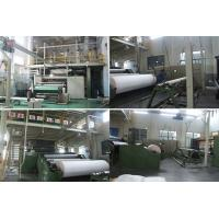 Quality 1600mm - 4200mm Width PP Non Woven Fabric Machine With SSS / SMS  / S / SS for sale