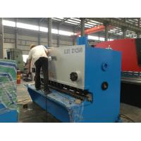 China 450mpa Hydraulic Guillotine Shearing Machine / Hydraulic Transmission System on sale
