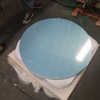 Quality Kitchen 0.3mm 0.4mm 0.5mm T4 T8 Aluminium Circle Plate for sale