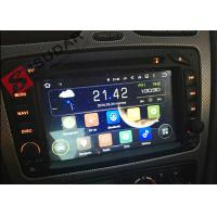Quality 4G Internet  Mercedes W203 Dvd Player , 6.0 Android In Dash Car Stereo Dual Zone for sale