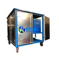 Quality Mobile and Enclosed Type Transformer Oil Regeneration System with High Performance Degasification for sale