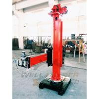 Quality Fix Column And Boom Welding Manipulators Light Duty For 1500mm Diameter for sale