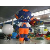 Best Rental Durable Business Blow Up Colwn Cartoon Characters For Advertising wholesale
