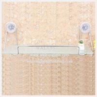 Best Bathroom Shelf with Clear Frosting Tempere/Toughened Glass with CE wholesale