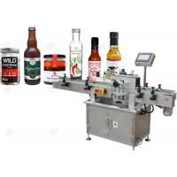 Buy cheap Automatic Square Water Bottle Labeling Machine, Commercial Labeling Machine from wholesalers