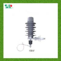 Quality Yh10W 10ka 24kv Lightning Surge Arrester for sale