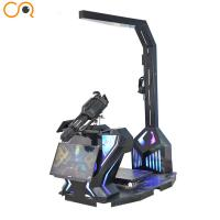 Quality Interactive 9D VR 300 Degree Shooting Simulator Gun Game Machine for sale
