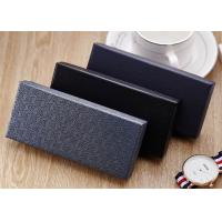 China New Style Custom Paper Gift Box For Lid And Base Covered Paper Watch Box on sale