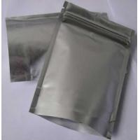 Best Plastic Ziplock Mylar Food Storage Bags , Stand Up Resealable Pouches wholesale
