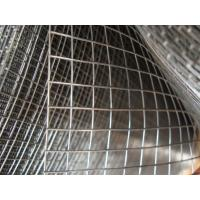 Quality 1/4 1/2 PVC Coated / Galvanised Welded Wire Mesh Panels For Constructing Fence for sale