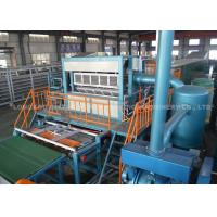 Quality Environmental Protection Pulp Tray Machine / Apple Tray Molding Machine for sale