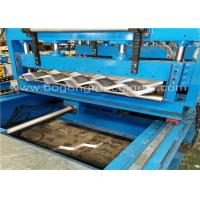 Quality 8m / Min Pneumatic Stacker PPGI Roof Tile Making Machine for sale