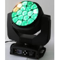 Quality 19* 15w led bee eye led moving head/ professional stage lighting theatre lighting factory for sale