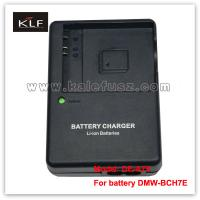 Quality Camera charger DE-A75 for Panasonic battery BCH7E for sale