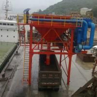 Quality Fixed Type ecological port hoppers for Clinker discharging for sale