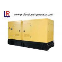 China 50 Hz / 60 Hz Quiet Type Gensets Perkins Engine Power with Silent Canopy on sale