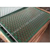 Quality Model 2000 Shale Shaker Vibrating Screen , Mud Clean Solid Control Shaker Screen for sale