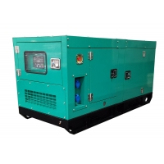 China 10kVA Diesel Generator Set | Super Soundproof Diesel Generator | 230V-400V 3-phase Generator Set for sale