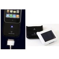 China emergency universal solar powered battery USB charger for iphone on sale