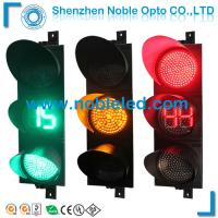 China LED traffic light countdown timer on sale
