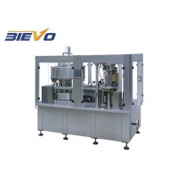 Buy cheap Carbonated Drinks 3 In 1 220V Cans Filling Machine from wholesalers