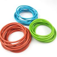 Buy cheap Nbr 70 Heat Resistant Rubber Sealing Ring OEM / ODM Service from wholesalers