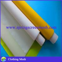 Quality polyester printing mesh for textile printing for sale