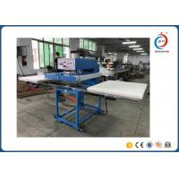 Best 70*90cm Semi Automatic Heat Transfer Printing Machine Pneumatic for T shirt wholesale