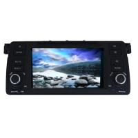 Quality Multimedia Car Navigation System with gps wifi 3g camera input for BMW E46 for sale