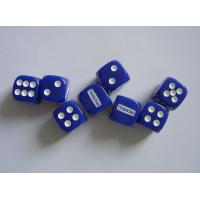 Quality Promotional unique acrylic material custom printed gaming roleplaying dice sets for sale