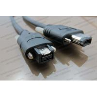 China 1394B Male 9Pin IEEE 1394 Firewire Cable Assembly A To B Adapter Cable for Indutrial Camera on sale