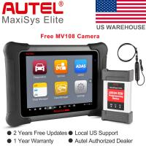 Quality New  Autel MaxiSys Elite J2534 Program ECU Diagnostic Tool Scanner Better MK908P Pro 2GB RAM & 32GB Embedded Memory for sale