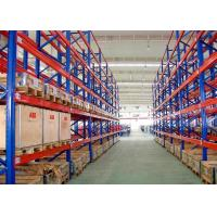 China Warehouse Q235 2000kgs/Layer Heavy Duty Steel Racking for sale
