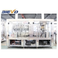 Quality ISO 9001 SUS 304 2500kg Can Beverage Filling Machine for sale