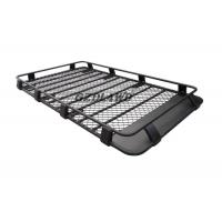 China Customized Size Universal Roof Rack 4x4 Cross Bars Luggage Steel Powder Coating on sale