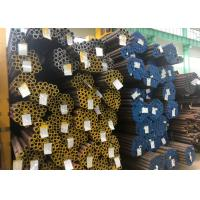Quality Heat Exchanger Black Steel Seamless Pipe Copper Coated ASTM A106 Standard for sale