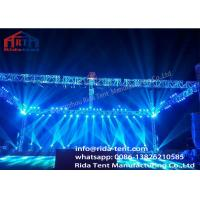 Quality Wear Resistant Aluminum Light Truss Easy To Set Up And Remove Feature for sale