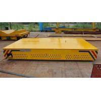 Quality Industries Steel Turning Rail Transfer Cart Long Dip Pipe With Remote Box for sale