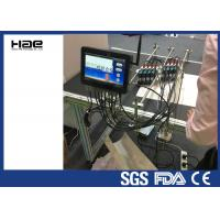 China 1 - 8 Printing Head Thermal Inkjet Coder Small Size For Variable Barcode on sale