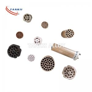 Quality Ceramic Rugged Bayonet Furnace Heating Element Vertical Mounting for sale