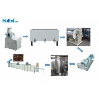 Quality Easy Handle Automatic Chocolate Making Machine PLC Control Screen 4800kg for sale