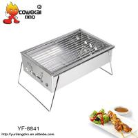 Quality Portable Charcoal BBQ Grill for sale