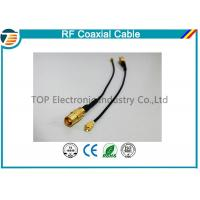 Quality Right Angle RF Broadband Coaxial Cable Outdoor Coaxial Cable  For Car for sale